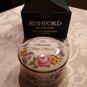 AYSHFORD trinket box